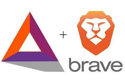 Pakai Browser Brave Dapat Token BAT secara gratis ? Simak Caranya