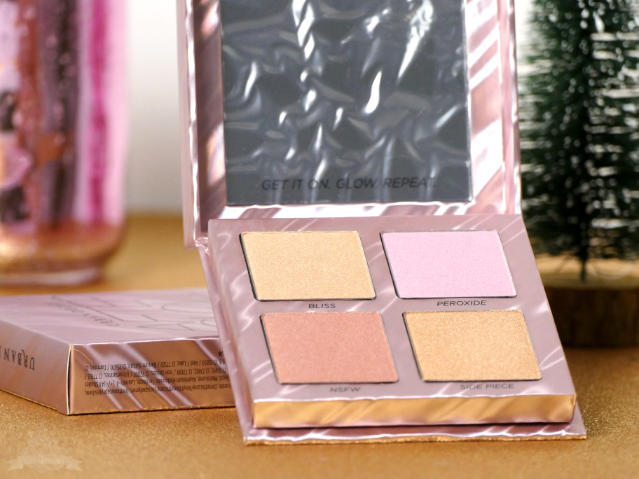 Afterglow Highlighter Palette Urban Decay