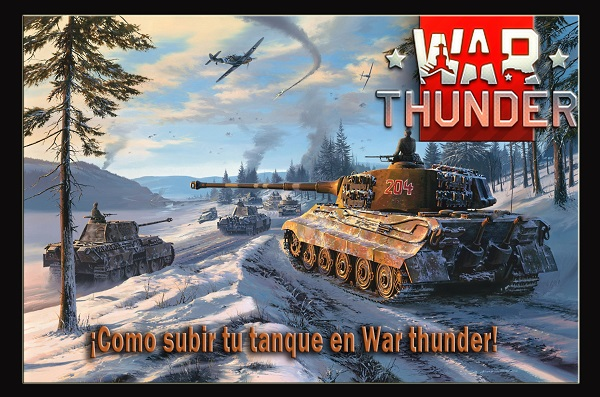 war thunder  tanques