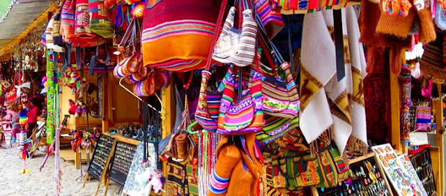 Cusco Handicraft Market, peru