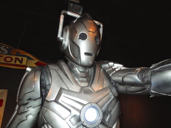 Doctor Who seventh season Cyberman