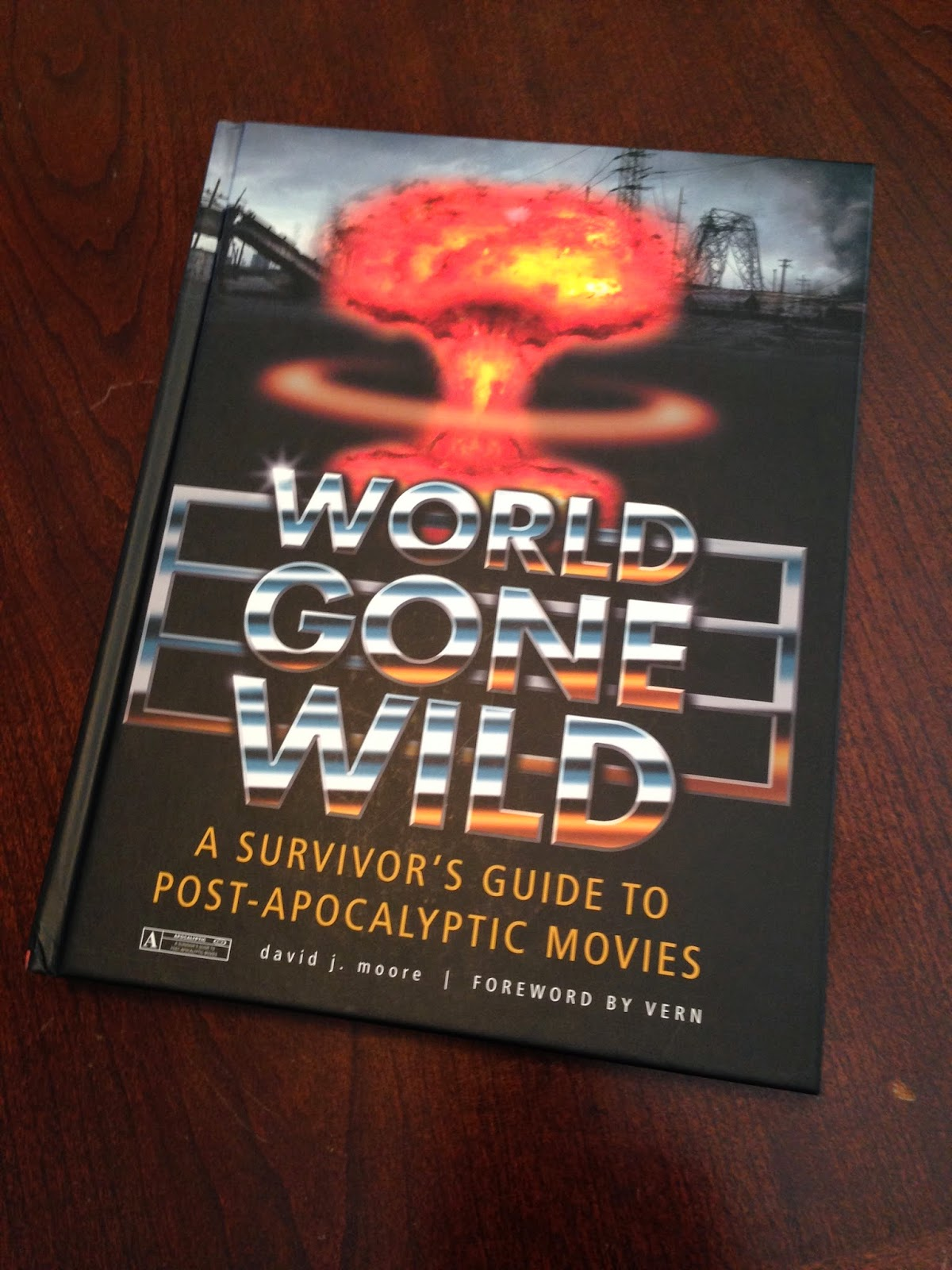 Futuro Finale 2088AD: World Gone Wild: A Survivor's Guide to Post-Apocalyptic  Movies