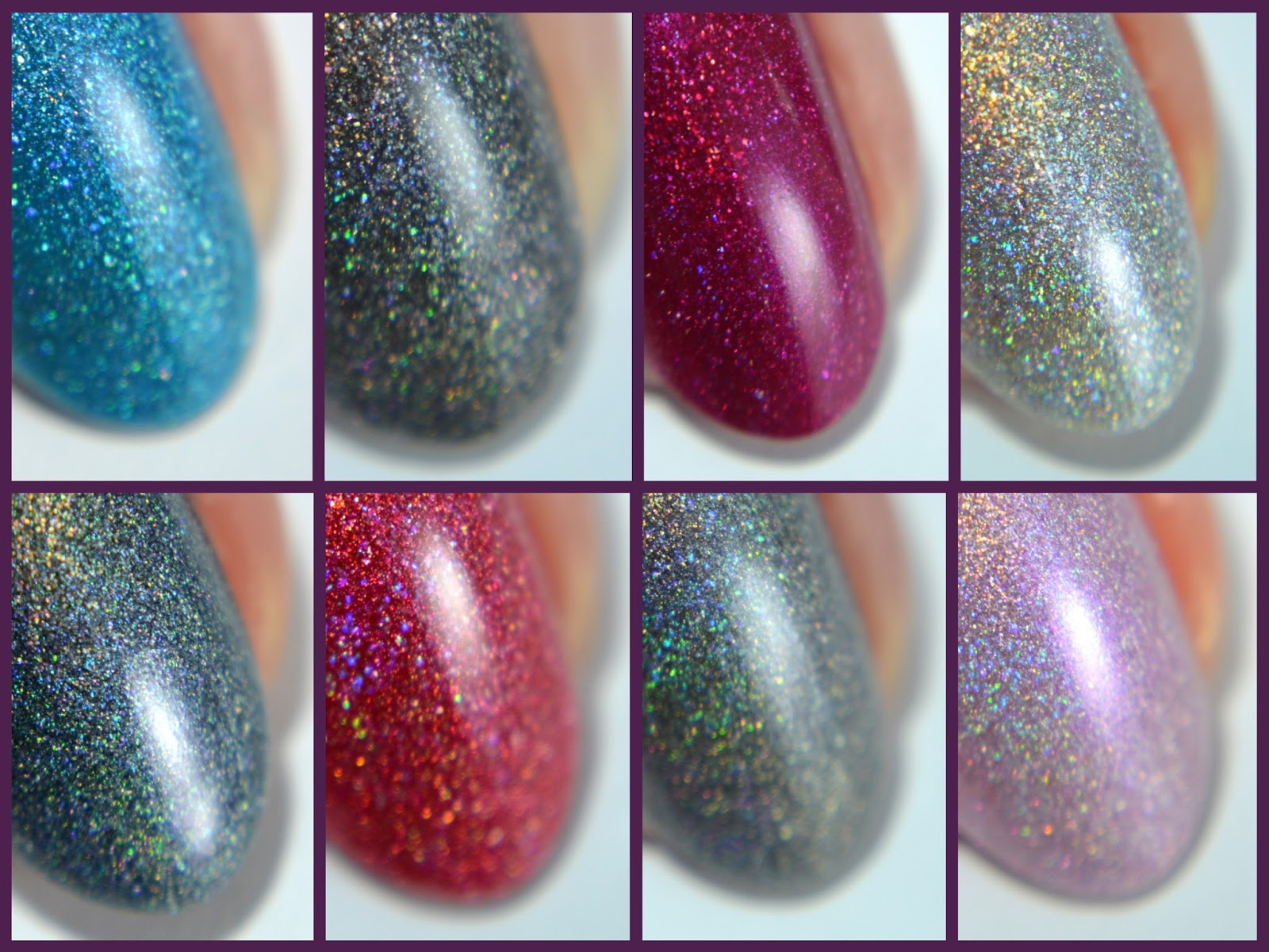 a england shakespeare's fairies collection swatches macro