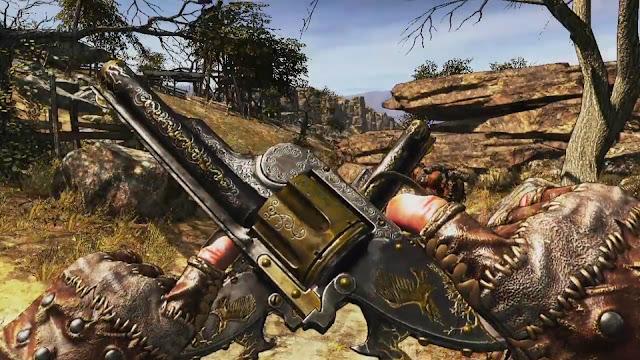 Resultado de imagem para Call of Juarez Gunslinger