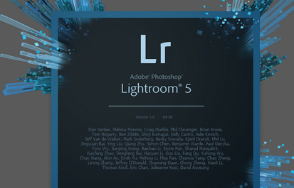 Adobe Photoshop Lightroom 5 Serial