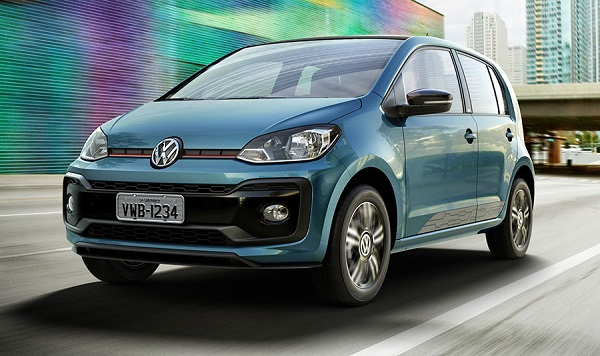 Volkswagen Pepper Up! TSi
