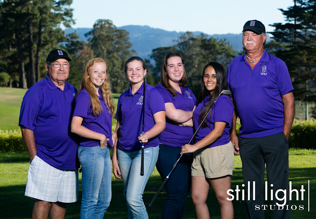 still light studios best sports school senior portrait photography bay area golf