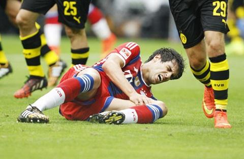 Thắng dễ Bayern 2-0, Dortmund đoạt Siêu cúp nước Đức