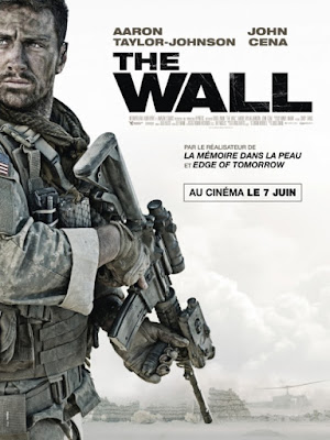 The Wall 2017 Eng WEB-DL 480p 300Mb ESub