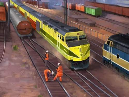 Train Station Train Freight Transport Simulator Game Download