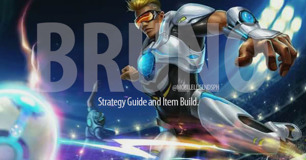 Bruno, Item (Pure Damage) Build and Guide, Mobile Legends