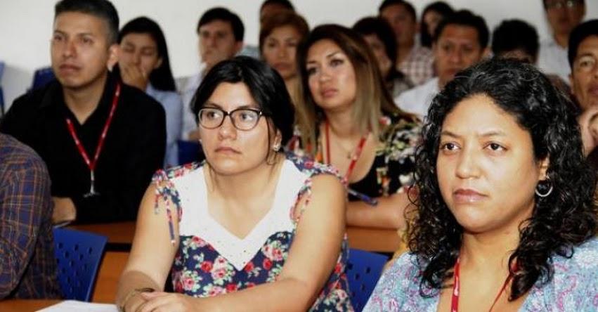 PRONABEC: Personal recibe taller de inducción - www.pronabec.gob.pe
