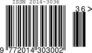 ISSN 2014-3036-N.36