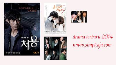 """""""Drama Korea Terbaru Tayang Januari,Februari 2014"""""""