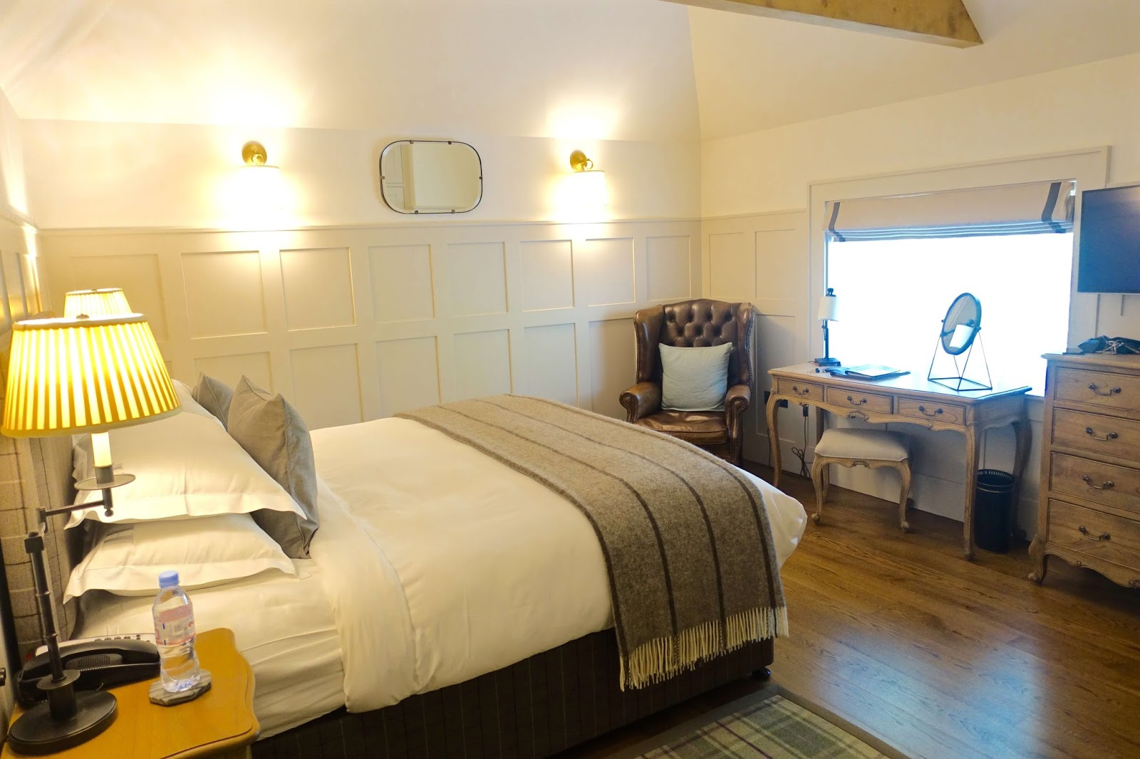 chic boutique hotel in the heart of Berkshire
