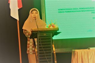 Rakor P3MD Provinsi NTB Tahun Anggaran 2018, Wagub Harap Aparatur Pelaksanaan Program Dana Desa Tingkatkan Koordinasi