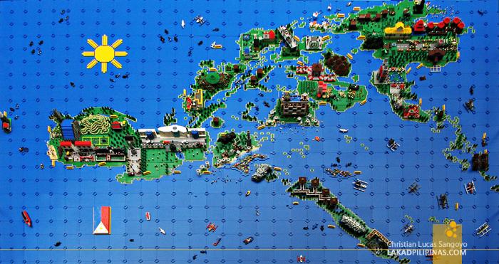 Lego Pilipinas Tara Na Exhibit MOA