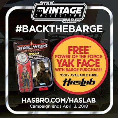 Star wars Barcaza Jabba