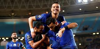 مباراة الأهلي ضد حرس الحدود في الدوري المصري والقنوات الناقلة