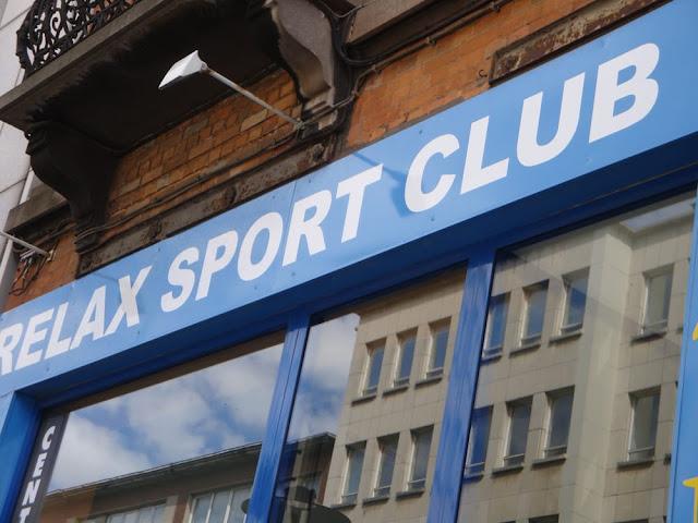 salles de fitness à schaerbeek Relax sport club la schaerbeekoise