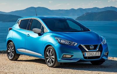 Τιμοκατάλογος του νέου Nissan Micra