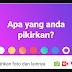 Cara Membuat Status Facebook Dengan Background Penuh Warna