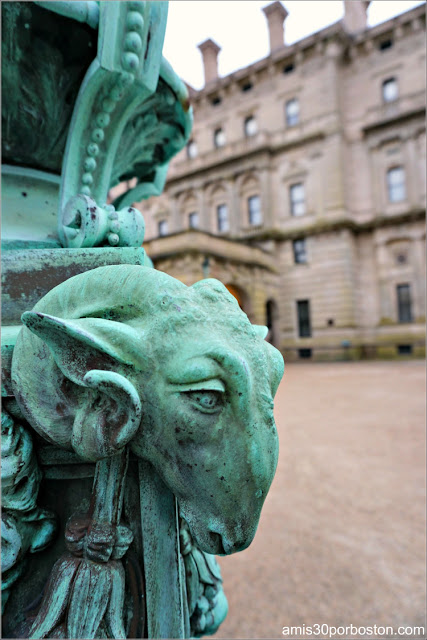 The Breakers en Newport, Rhode Island
