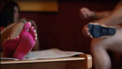 Con 'NakeFit' podrá andar descalzo por cualquier superficie