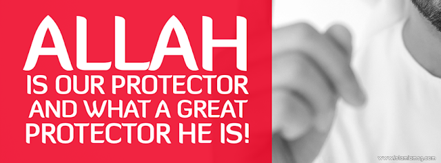 Allah-is-great-protector