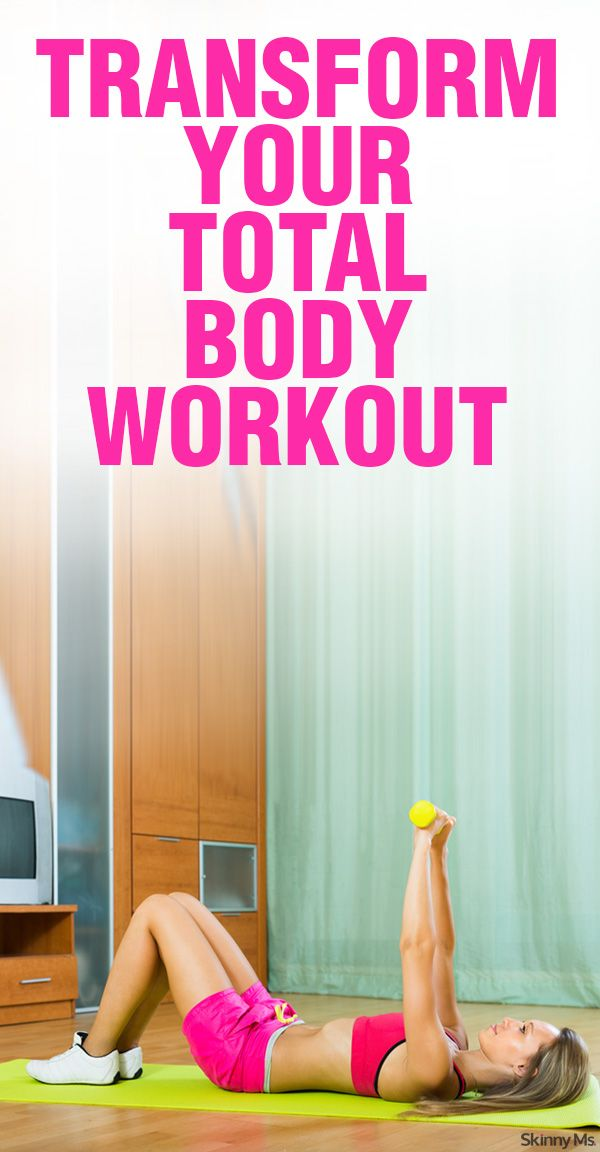 Transform Your Total Body Workout
