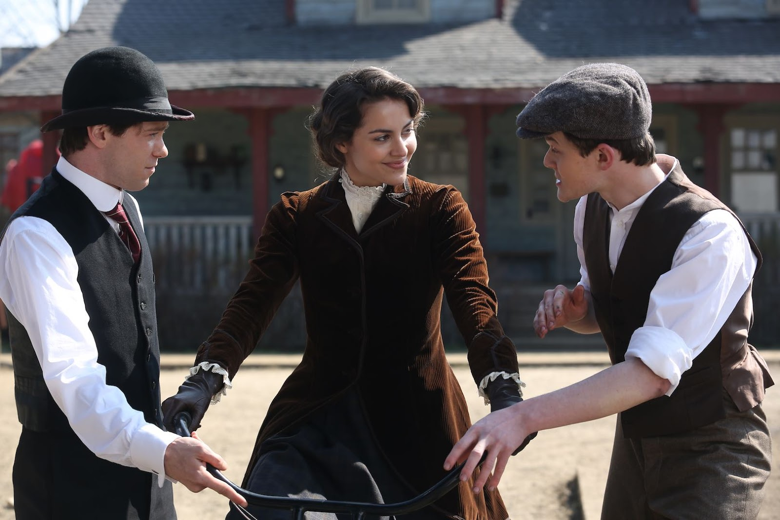 harley and the davidsons blu ray