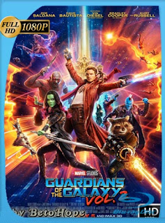 Guardianes De La Galaxia Vol 2 2017 HD [1080p] Latino [Mega]
