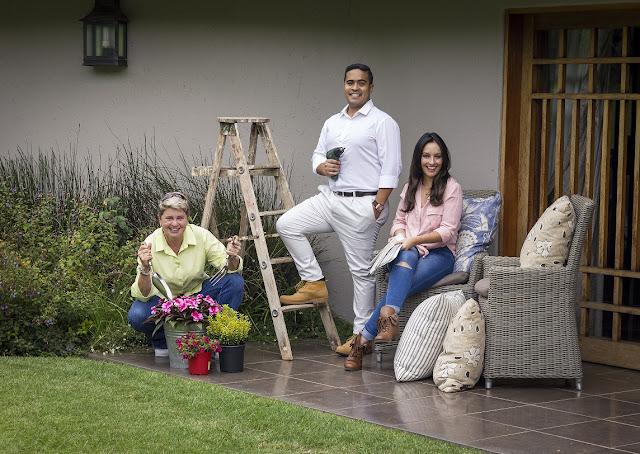 Home Made Easy @BuildersFan New TV Show @Dstv #DIY #SouthAfrica