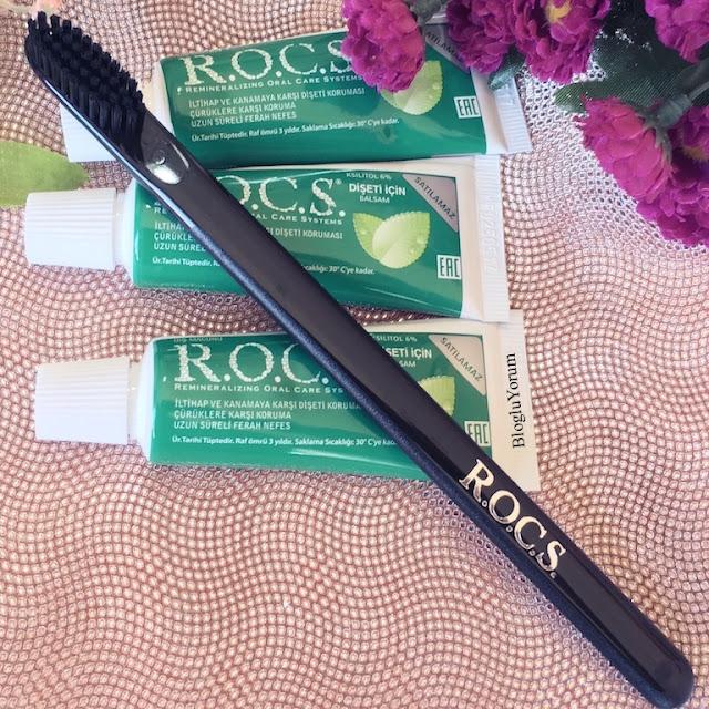 rocs black edition diş fırçası yorum