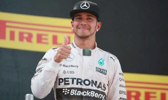 Hamilton será el piloto mejor pagado de toda la F1