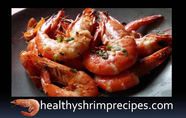 Fried Tiger shrimp