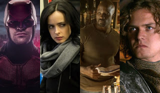 the defenders: trailer de la nueva serie de marvel y netflix