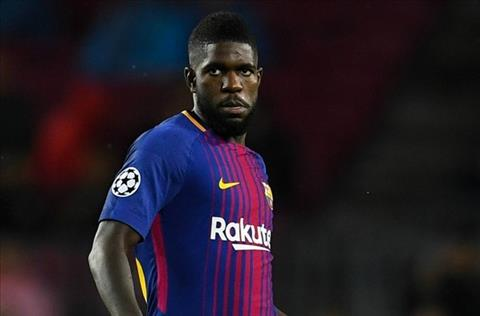 Umtiti không thể thi đấu cho Barca vì chấn thương nghiêm trọng