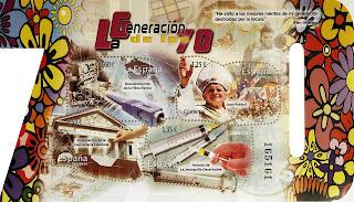 LA GENERACIÓN DE LOS 70