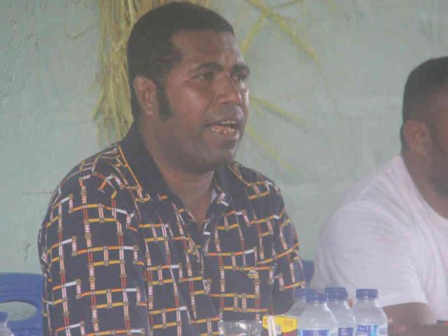 Herry Ario Naap Kunjungi Masyarakat di Kampung Wundi,Sokani dan Sorina
