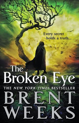 The Broken Eye by Brent Weeks - book cover