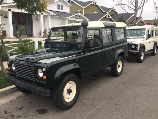 1984 Land Rover Defender 110 for Sale