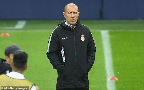 : HLV trưởng câu lạc bộ Monaco - Jardim