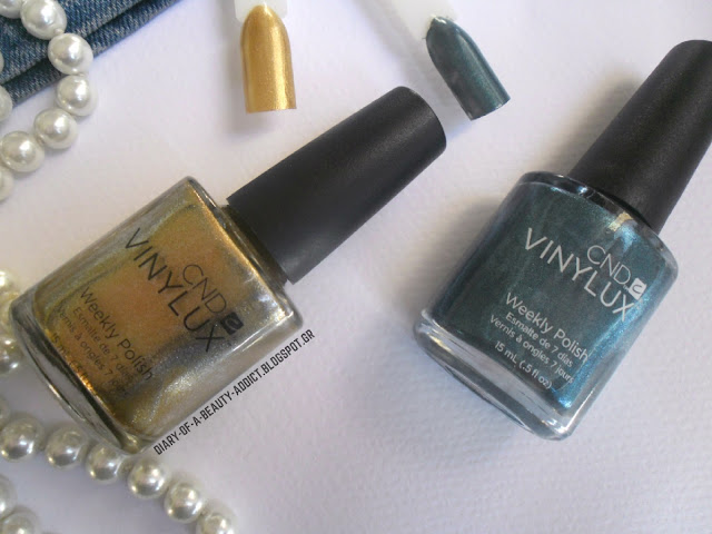 CND Craft Culture : Review, Swatch, Nail Art