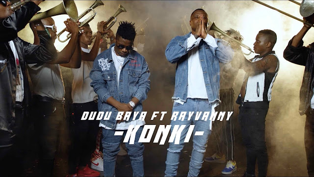 Download Mp4 VIDEO Dudu Baya X Rayvanny - KONKI