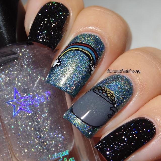 St.Patrick's Day Manicure