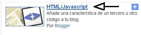 Trucos para blogger Widget de imágenes para blogger