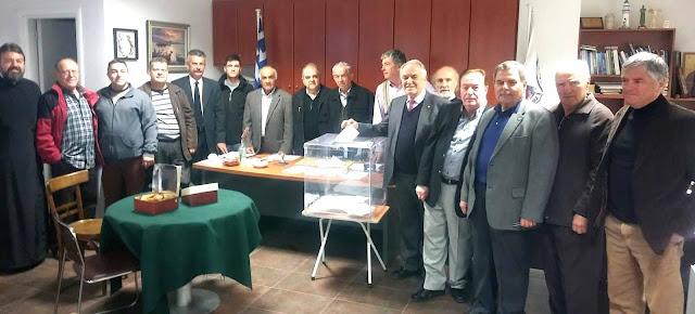 Νέο ξεκίνημα με νέο διοικητικό συμβούλιο στον Σύνδεσμο Εφέδρων Αξιωματικών Αργολίδας - Πρόεδρος ο Κώστας Χουντάλας
