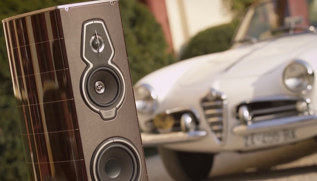 Mono and Stereo High-End Audio Magazine: Sonus faber Homage