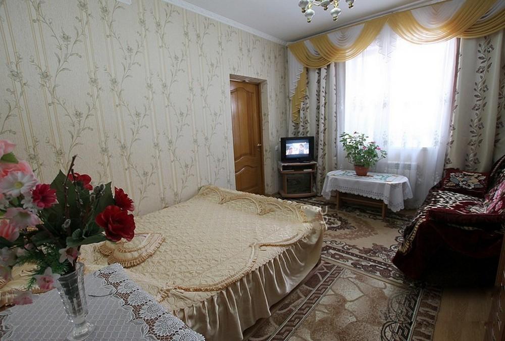 Отели в Севастополе цены